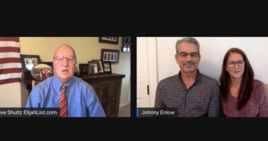 JOHNNY ENLOW: WHERE ARE WE NOW? WHAT HAPPENS NEXT? – THE ELIJAH LIST
