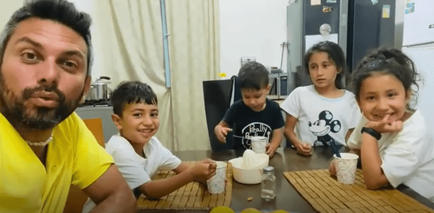 Families who live on the Gaza border seek refuge at the ARC – Chaim Malespin, Aliyah Return Center