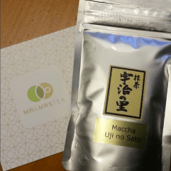 Tea Moments'16: matcha