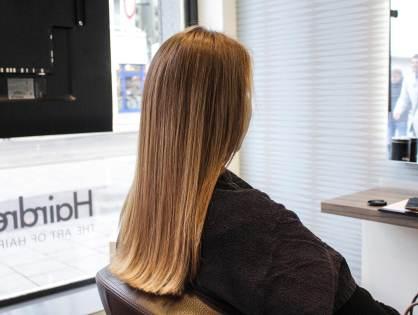 Foilyage - der neue Haarfärbetrend