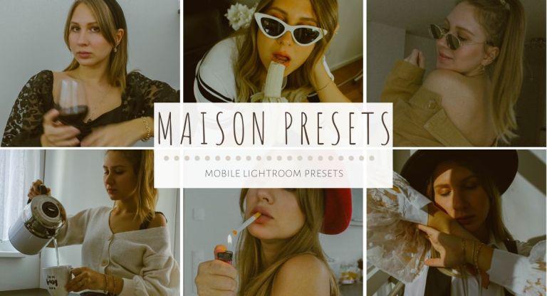 MAISON Presets