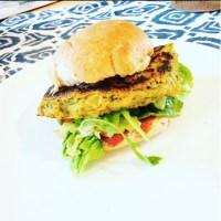 Chickpea Burger Patties Recipe (Vegan)