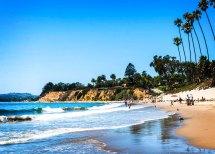 Butterfly Beach Santa Barbara - Postcard Love