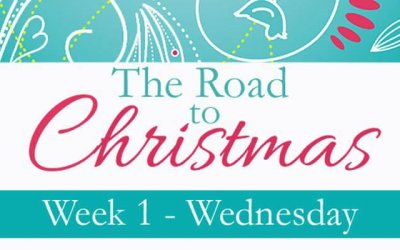 {The Road to Christmas} ~ The road that leads to grace…