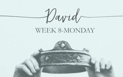 David, A Man Of Faith