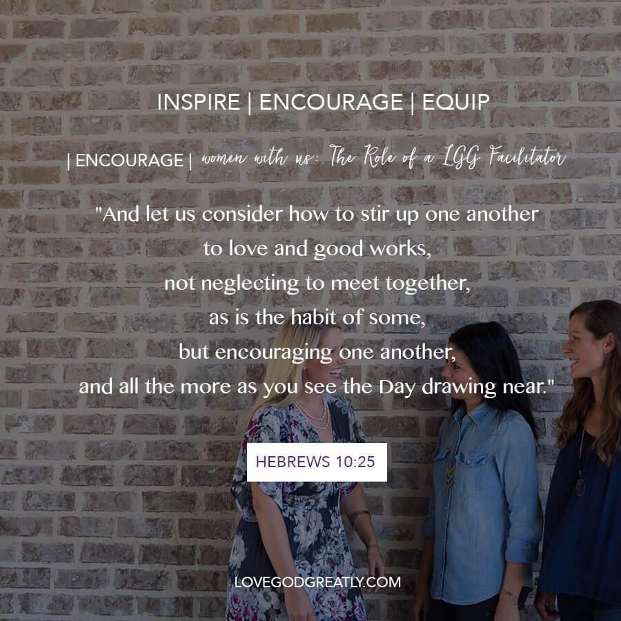 Encourage-Verse