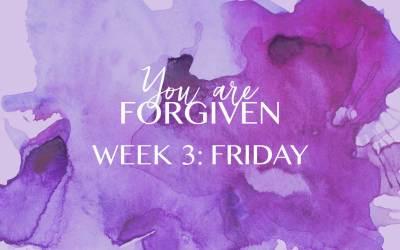 God's Unlimited Forgiveness