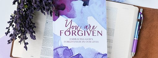 You Are Forgiven Online Bible Study