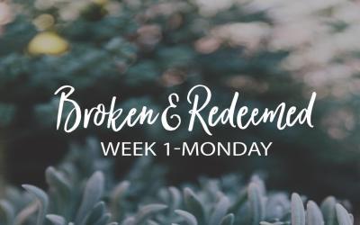 Week 1 – Naomi & Loss