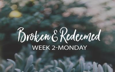 Week 2: Moses – Fear & Weakness