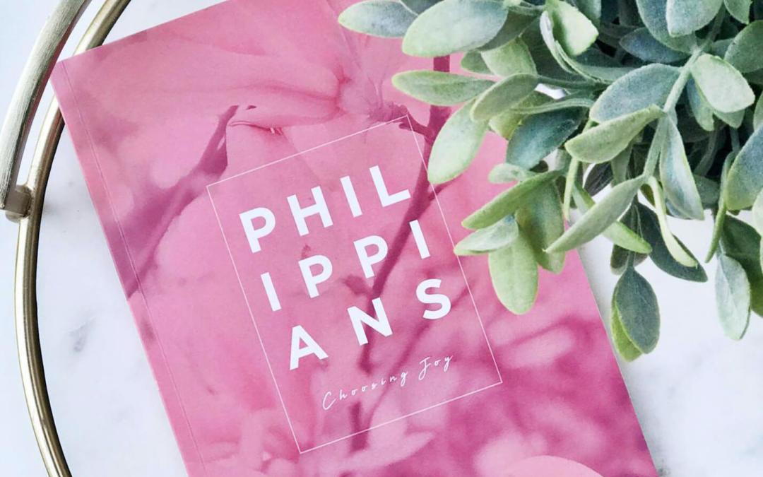 Philippians Begins October 23rd