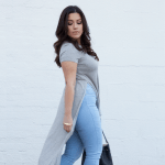 How To Wear| T-Shirt Dress Trend