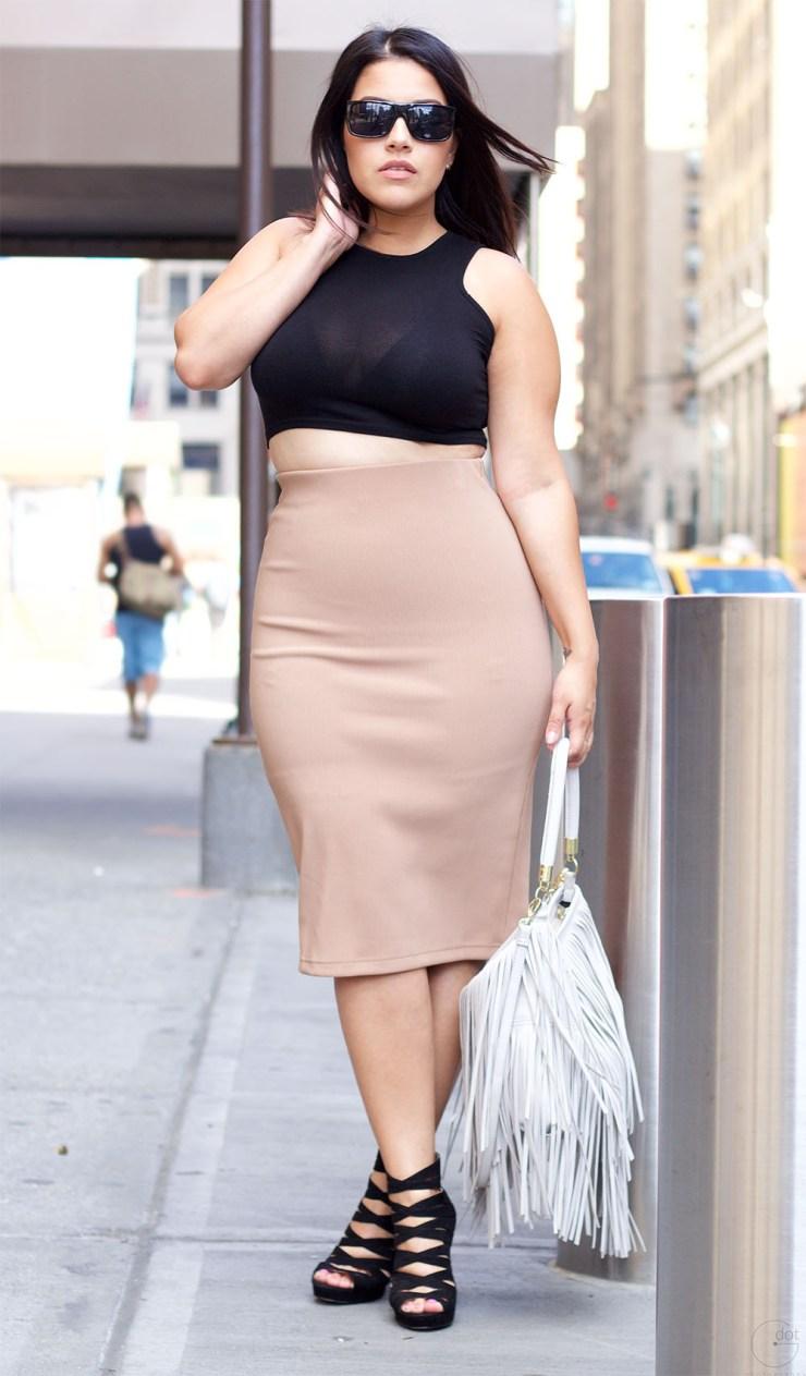 NYC Latina Street Style