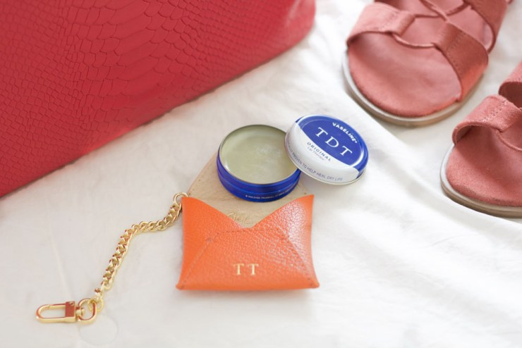 Vaseline Lip Therapy Tin x Gigi