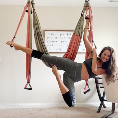 Benefits of the Yoga Trapeze