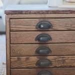 Repurposed Blueprint Cabinet Coffee Table Love Grows Wild