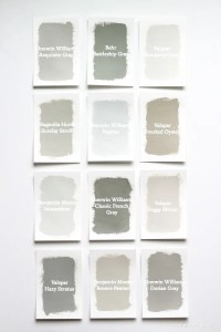 Favorite Gray Paint Colors - Love Grows Wild