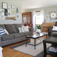 I Need To Decorate My Living Room Colors For Feng Shui Our Over The Years Love Grows Wild See How This Small Farmhouse Transformed And Evolved From Dark