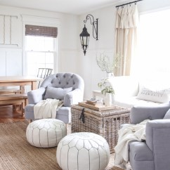 Farmhouse Living Room Chairs Ideas With Light Hardwood Floors Our Over The Years Love Grows Wild See How This Small Transformed And Evolved From Dark