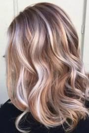 light brown hair color high lowlights