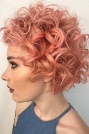 beloved short curly hairstyles