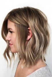 medium length hairstyles ideal