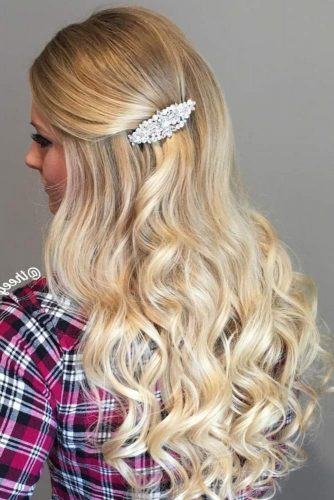 18 Hair Barrettes Ideas to Wear with Any Hairstyles  LoveHairStylescom