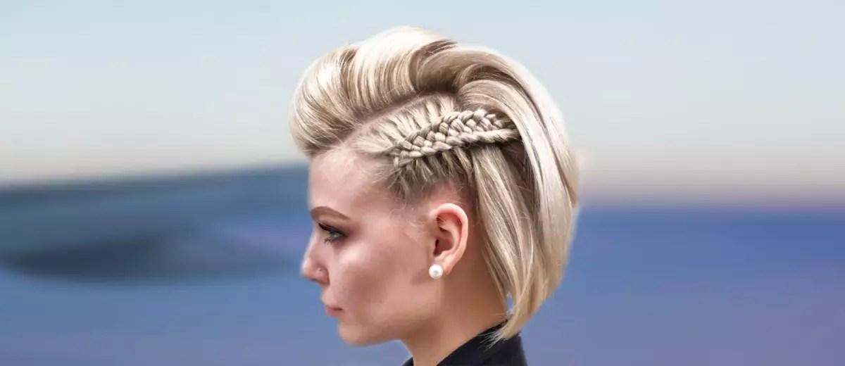 24 Dazzling Ideas Of Braids For Short Hair