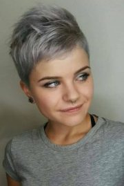 beautiful gray hair ideas