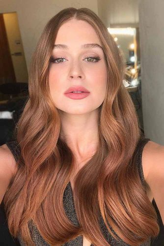 76 Sexy Strawberry Blonde Hair Looks Lovehairstyles Com