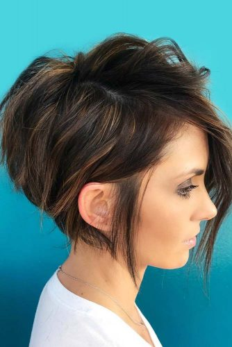 55 best short haircuts