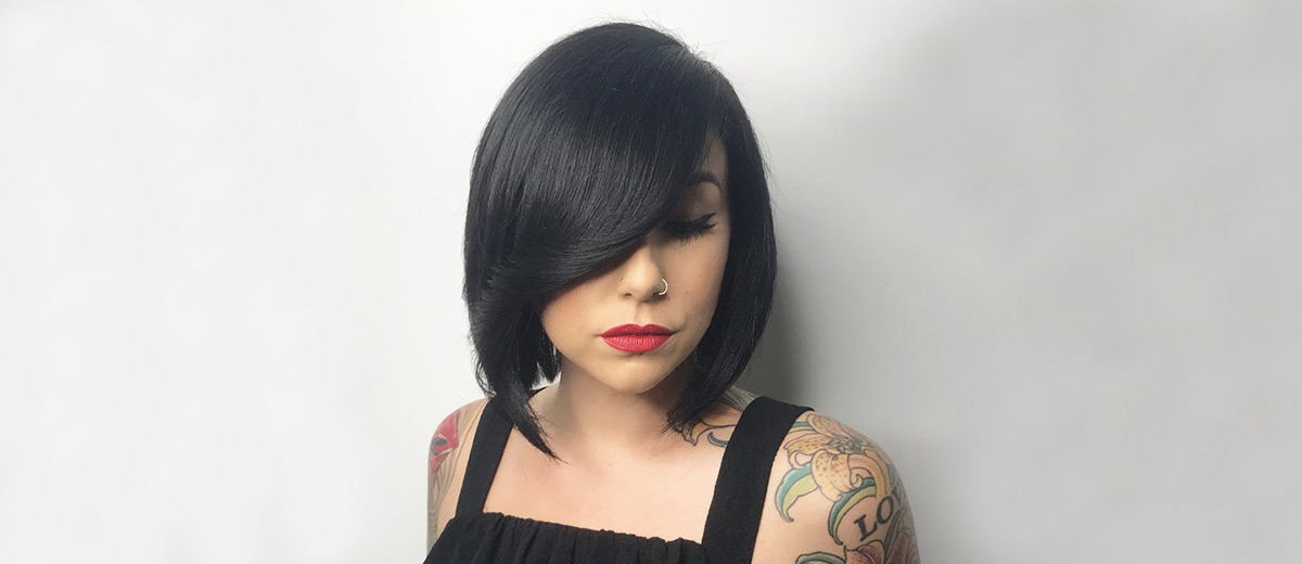 Several Ways Of Pulling Off An Inverted Bob