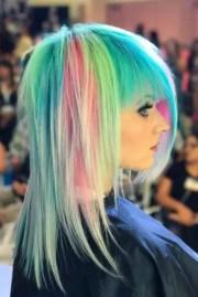 super bright emo hair ideas
