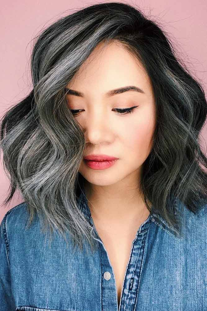 Asian Shoulder Length Hair : asian, shoulder, length, Iconic, Contemporary, Asian, Hairstyles