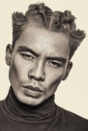 outstanding asian hairstyles