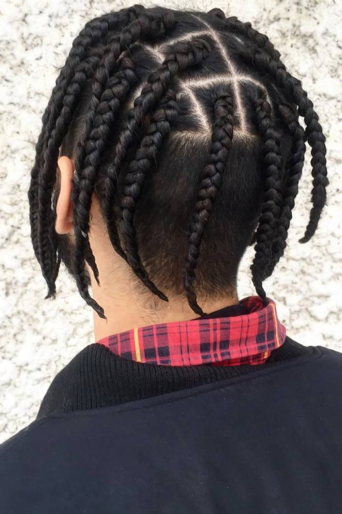 33 Striking Braids For Men To Add Character To Your Look