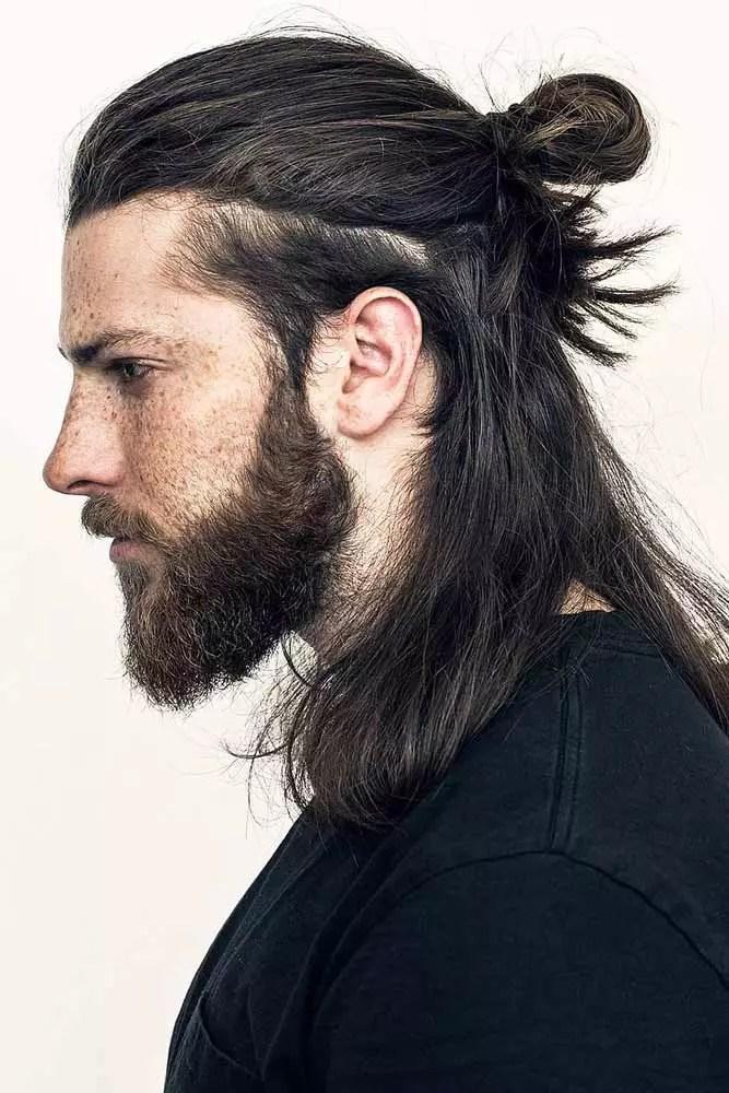 24 New Masculine Takes On Samurai Hair For Modern Warriors