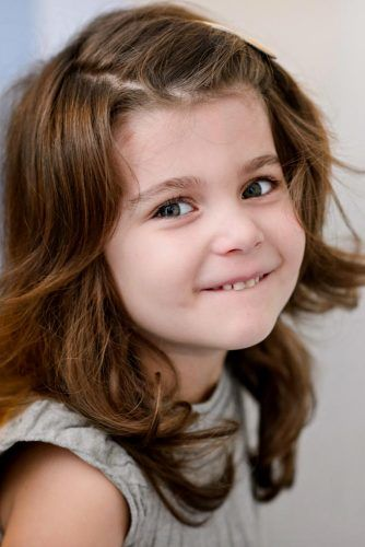 Little Girl Haircuts For Thick Hair : little, haircuts, thick, Comfortable, Little, Haircuts