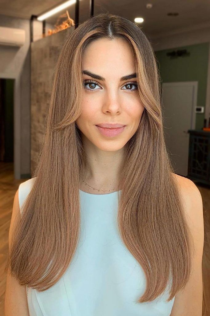 How to Part Your Hair in The Middle?