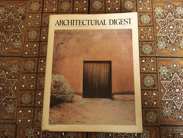 Best Interior Design Magazines: Architectural Digest
