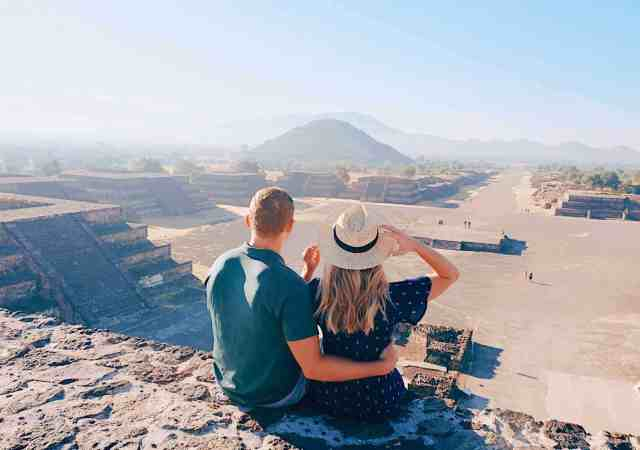 Top things to do in Mexico City, visit Teotihuacan