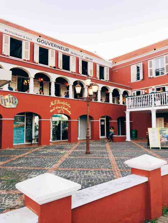 Gouverneur De Rouville, one of the best restaurants in Curacao