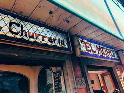 Where to eat in Mexico City, El Moro Churreria