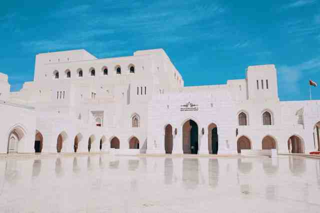 Royal Opera House in Muscat, one of the top things to do in Oman.