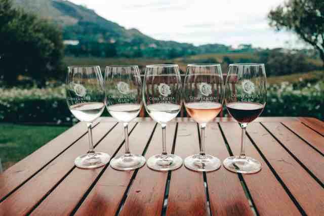 Wine tasting in Constancia