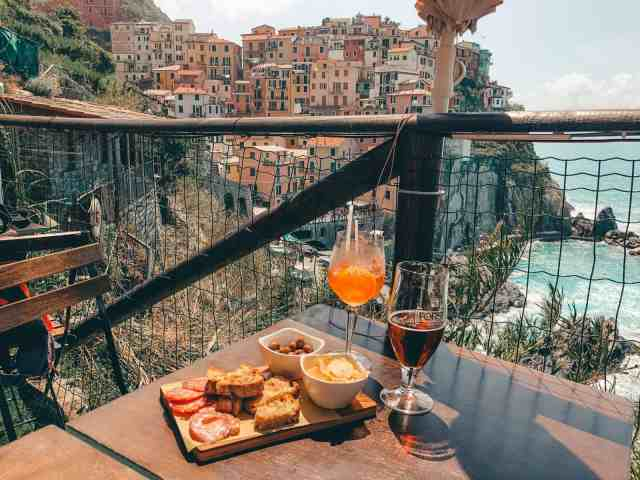 Nessun Dorma, best restaurant in Cinque Terre