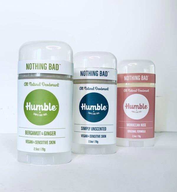 Humble All Natural Deodorant