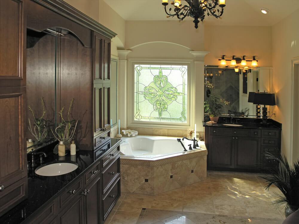 46 Luxury Custom Bathrooms DESIGNS  IDEAS