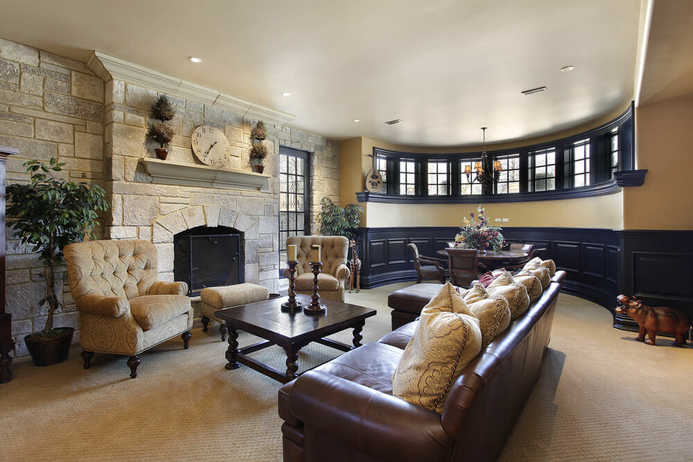 30 Fireplace Ideas And Designs INDOOR PICTURES
