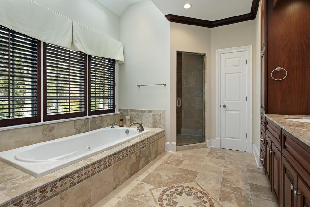 117 Custom Bathroom Designs